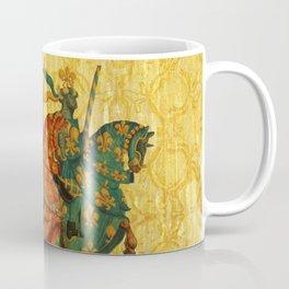 Royal Kings - Medieval Gold Pattern Coffee Mug