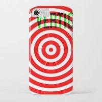 vertigo iPhone & iPod Cases featuring VERTIGO by Brian Walker
