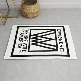 Wiener Werkstaette of America Rug