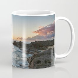 Sunset Kaena Point, Hawaii Coffee Mug