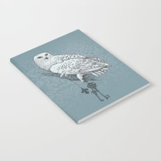 Secrets of the Snowy Owl Notebook