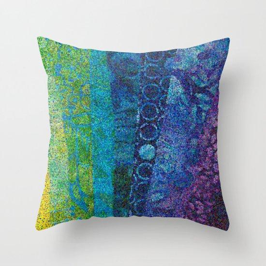 TwentyFourSeven Throw Pillow