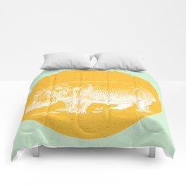 Blossom me Hippo Comforters