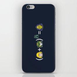 He-Math iPhone Skin