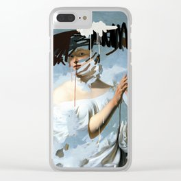 Harmony 5 Clear iPhone Case