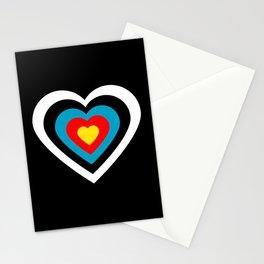 Love archery Stationery Cards