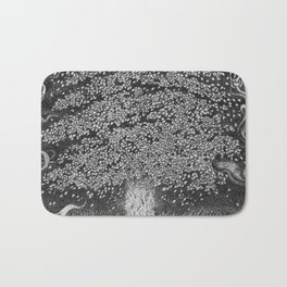Mystic Tree Bath Mat