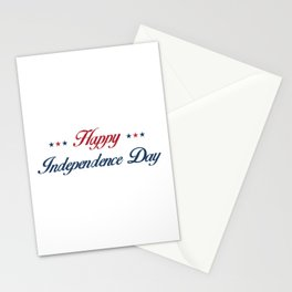 The Independence Day Art I Stationery Cards