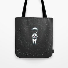 Filling the Void Tote Bag