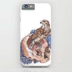 Hawk and Skull iPhone 6s Slim Case