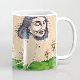 DINOSAUR GIRL Coffee Mug