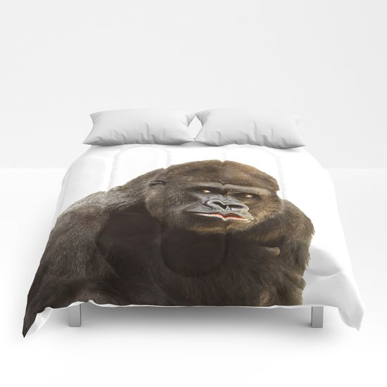 Gorille 6 Comforters