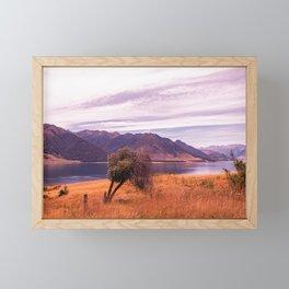 Lake Wanaka Framed Mini Art Print