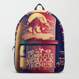 Library of Sherlock Holmes Backpack