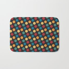 cocktail umbrellas Bath Mat