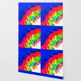Running Rainbow Wallpaper