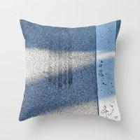 racing Throw Pillows featuring STREET RACING by Manuel Estrela 113 Art Miami