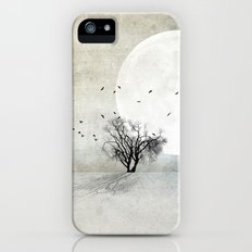 Only the Moon Knows Slim Case iPhone (5, 5s)