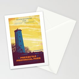 Presqu'ile Provincial Park Stationery Cards