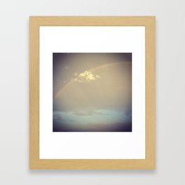 hopes & dreams Framed Art Print