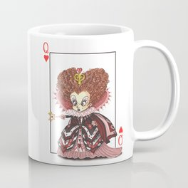 Funny Red Queen Coffee Mug