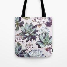 Succulents design Tote Bag