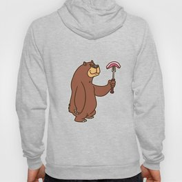grill barbeque baer Hoody