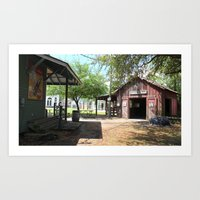 outdoor Art Prints featuring Outdoor by L James M Arts