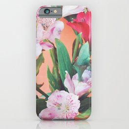Lily of the Incas iPhone Case
