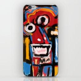 Art Brut Outsider Art Street Graffiti iPhone Skin