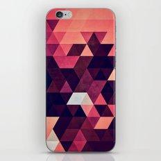 scyyr iPhone Skin