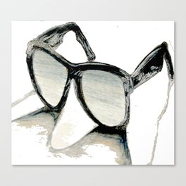 Sunglasses Canvas Print