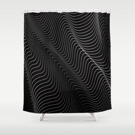 Minimal curves II Shower Curtain