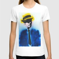 suits T-shirts featuring SUITS by Clay Bakkum