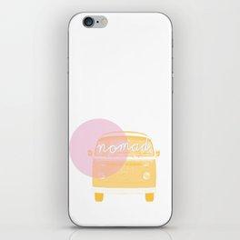 nomads iPhone Skin