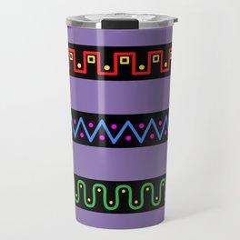 Wavy The Seven Travel Mug