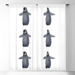 Penguin Blackout Curtain