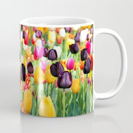 The Season Of Tulips Coffee Mug