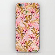 Exotic tropical mosaic iPhone & iPod Skin