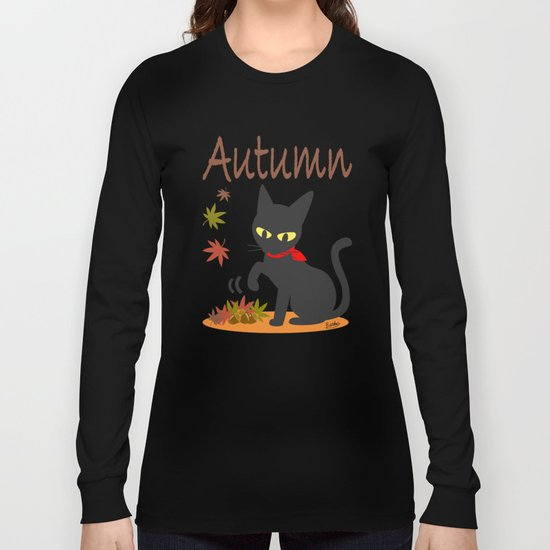 In the Autumn  Long Sleeve T-shirt