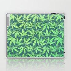 Cannabis / Hemp / 420 / Marijuana  - Pattern Laptop & iPad Skin