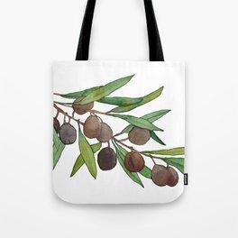 Olive leaf Tote Bag