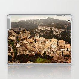 Les Baux de Provence Laptop & iPad Skin