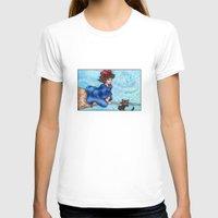 kiki T-shirts featuring Kiki by Kimberly Castello