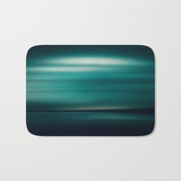 Abstract background blur motion greenful hope Bath Mat