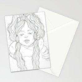 Princess Yue Stationery Cards