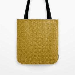Golden Glitter Tote Bag