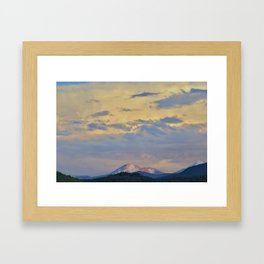 Keystone, CO Framed Art Print