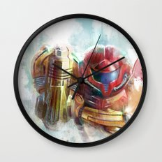 at last the galaxy is at peace  Wall Clock