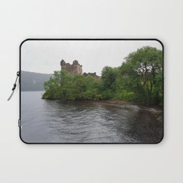 The Ruins at Loch Ness Laptop Sleeve
